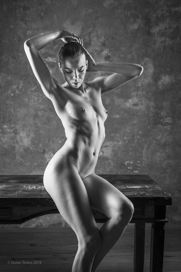 denisa artistic nude photo by photographer du%C5%A1an %C5%A1traus