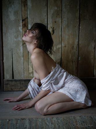 denisa erotic photo by photographer christian gadomski