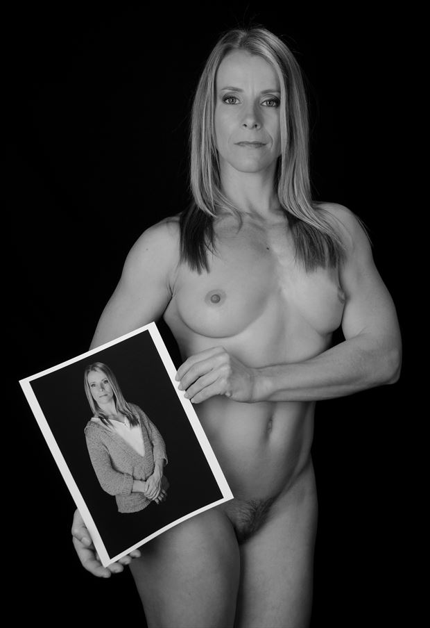 denise seeing me artistic nude photo by photographer barryg