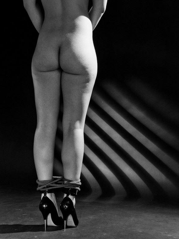 des chevilles bien encord%C3%A9es 2 artistic nude photo by photographer dick