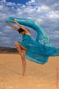 desert ballet artistic nude photo by photographer nevada fantasies
