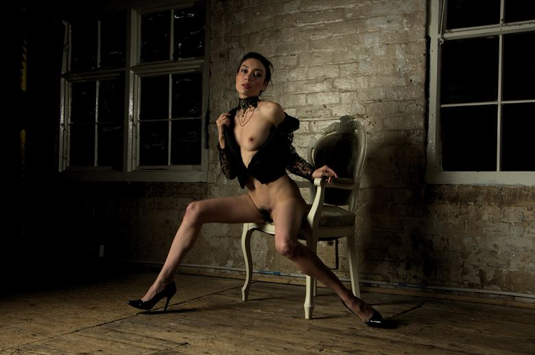 deshabille sensual photo by photographer russb