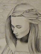 detail emotional artwork by artist the artist s eyes