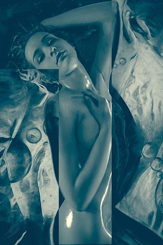 devachan artistic nude artwork by artist todd f jerde