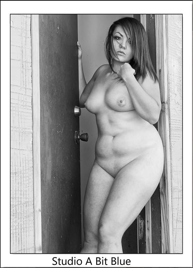 diana at studio airpark artistic nude photo by photographer studio a bit blue