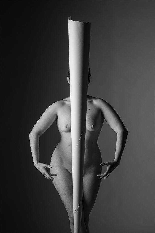 divided artistic nude photo by photographer ericr