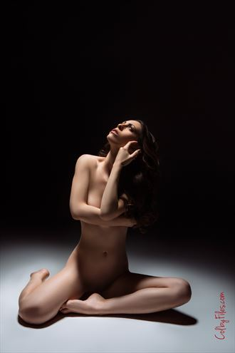doll artistic nude photo by model bellab33
