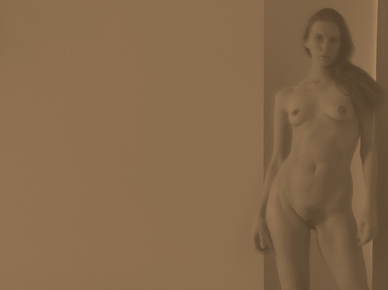 don't mess with me Artistic Nude Photo by Model Nelenu