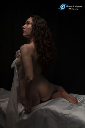 don t be shy artistic nude photo by photographer thomas margrave
