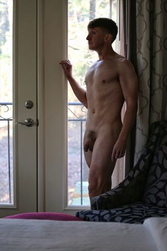 doorway light artistic nude photo by photographer ashleephotog