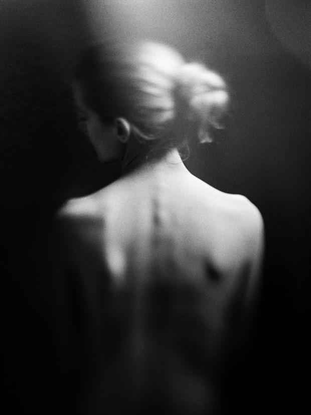 dorso Artistic Nude Artwork by Photographer marcvonmartial
