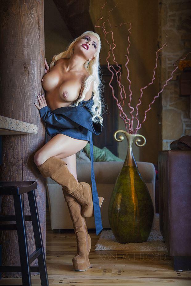 drama artistic nude photo by photographer randall lloyd