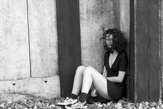 draw me in portrait photo by photographer lene damtoft
