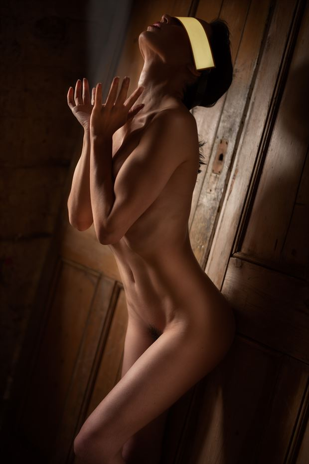 draw us near and binds us tight artistic nude photo by model rebeccatun