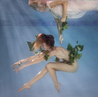 dream catcher artistic nude photo by photographer ericr