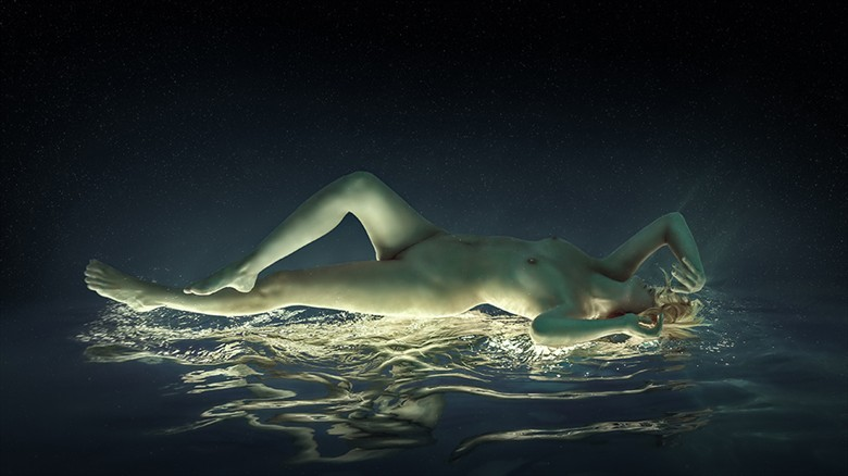 dream of Venus Artistic Nude Photo by Photographer dml