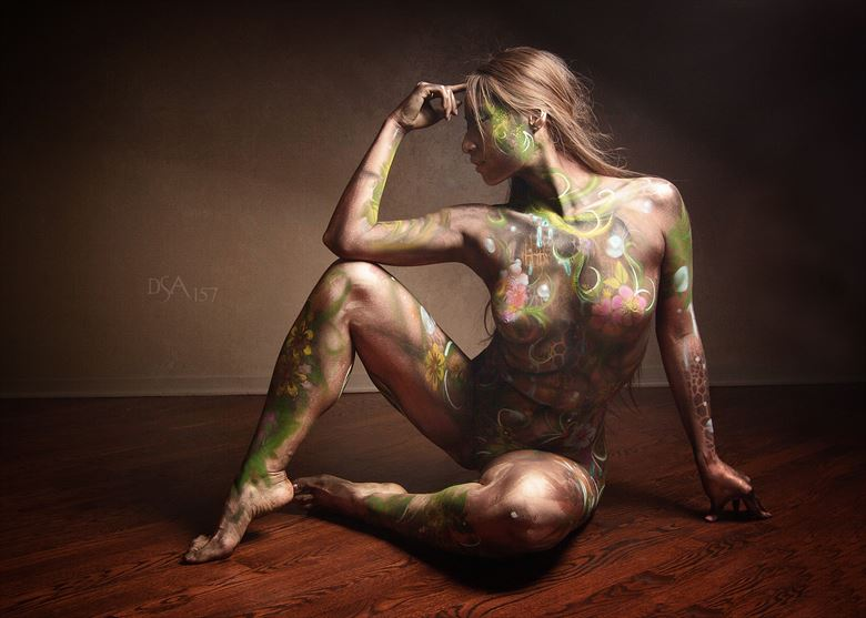 dreamcatcher iv artistic nude photo by photographer dsa157