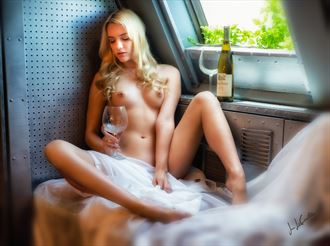 dreaming of you artistic nude artwork by photographer jon lecoultre