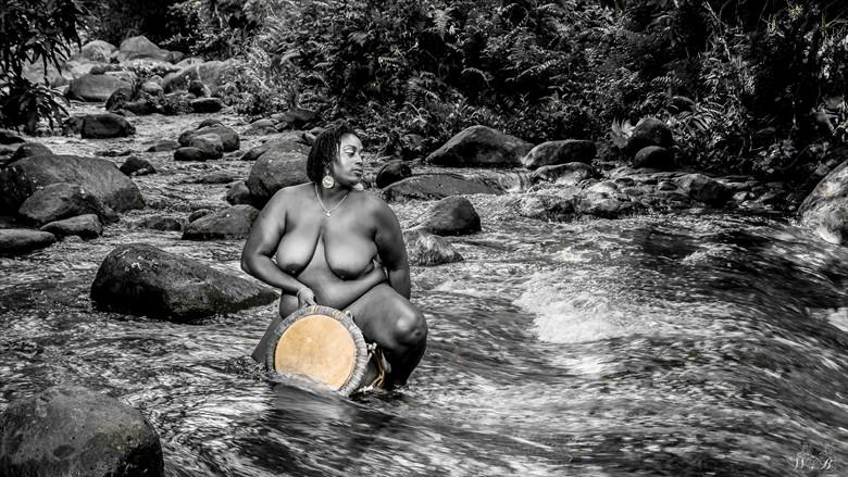 drum Artistic Nude Photo by Photographer PlenitudePhotography