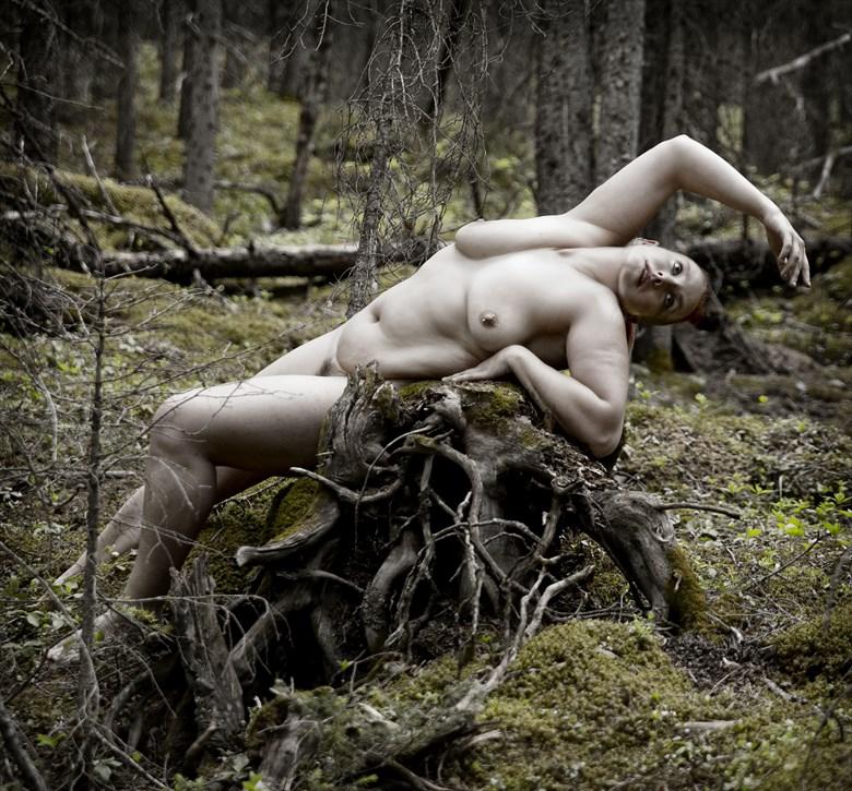 dryad calling Artistic Nude Photo by Artist dregyn