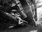 dryad morning artistic nude photo by photographer randall hobbet