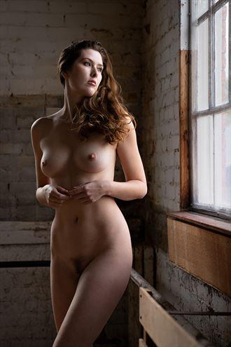 dual aspect artistic nude photo by photographer ciaran