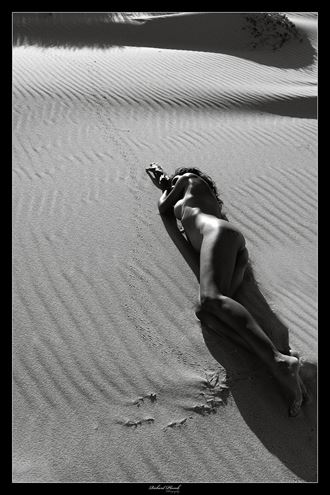 dune figures artistic nude photo by model chantelledigbymodel