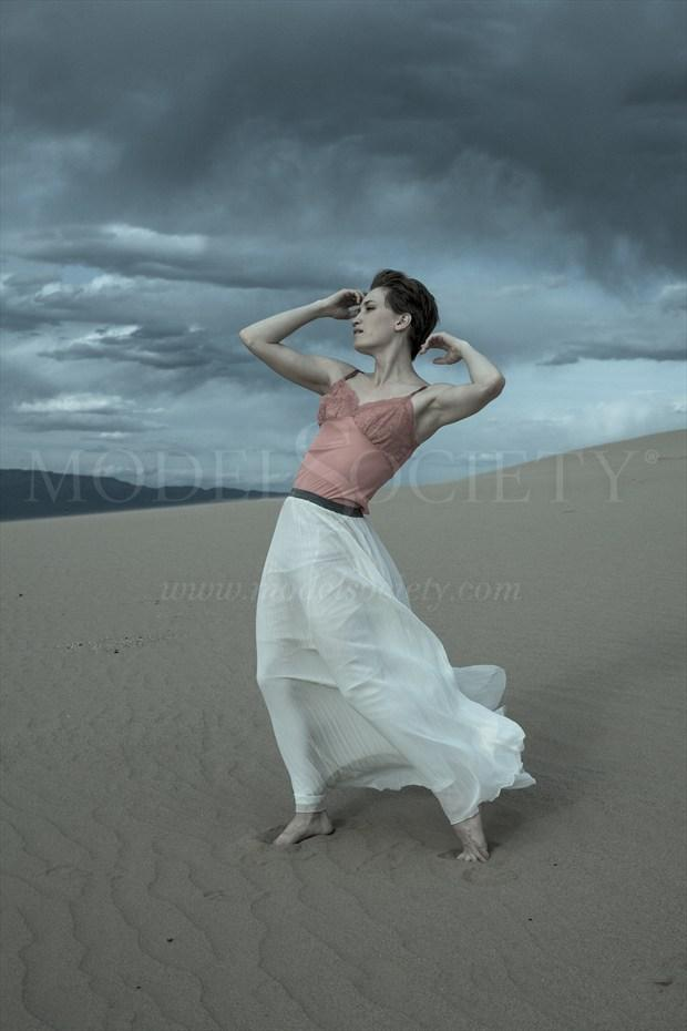 dunes Nature Photo by Model Stephanie Anne