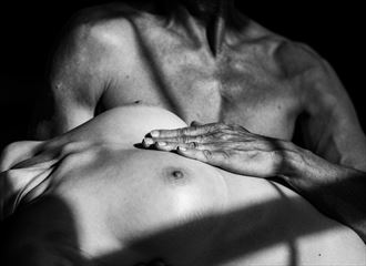 duo scape artistic nude photo by artist artfitnessmodel