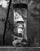 ealing viaduct artistic nude photo by photographer gibson