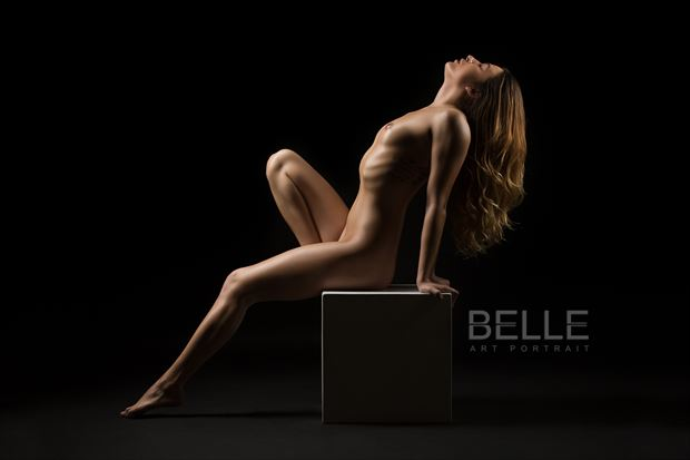 elaina artistic nude photo by photographer paul misseghers