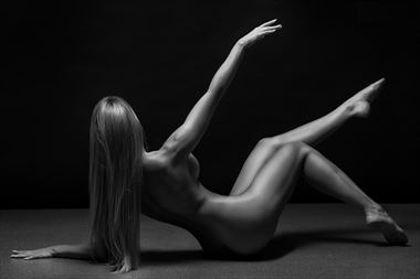 elegance artistic nude artwork by model leggykelly