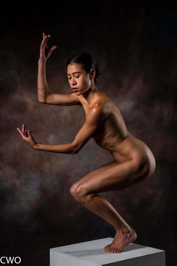 elegance artistic nude photo by photographer charterso