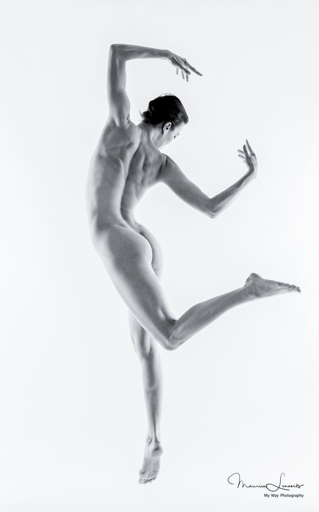 elegance artistic nude photo by photographer topblade