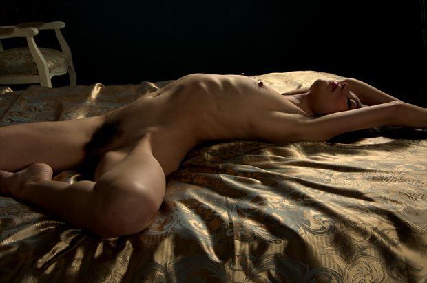 elegant eroticism artistic nude photo by photographer russb