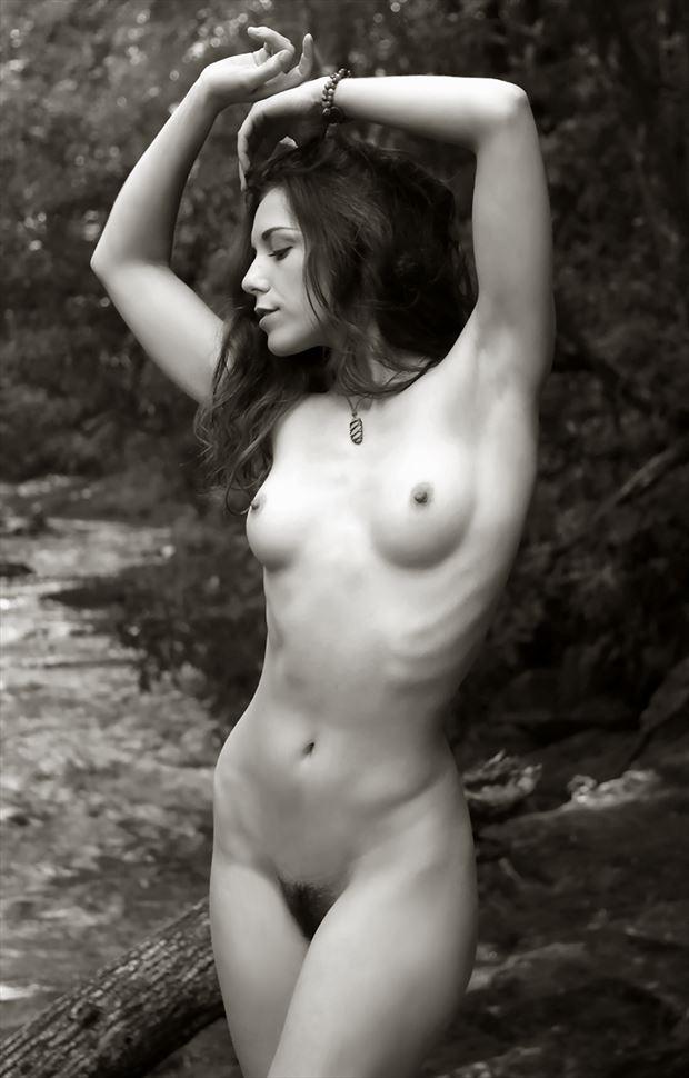 elena generi artistic nude photo by photographer rick gordon