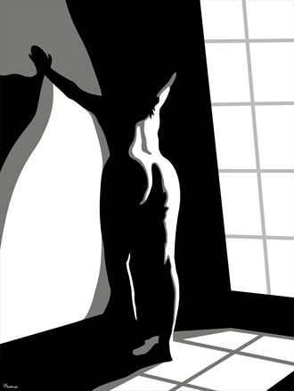 elisa iv artistic nude artwork by photographer mwana