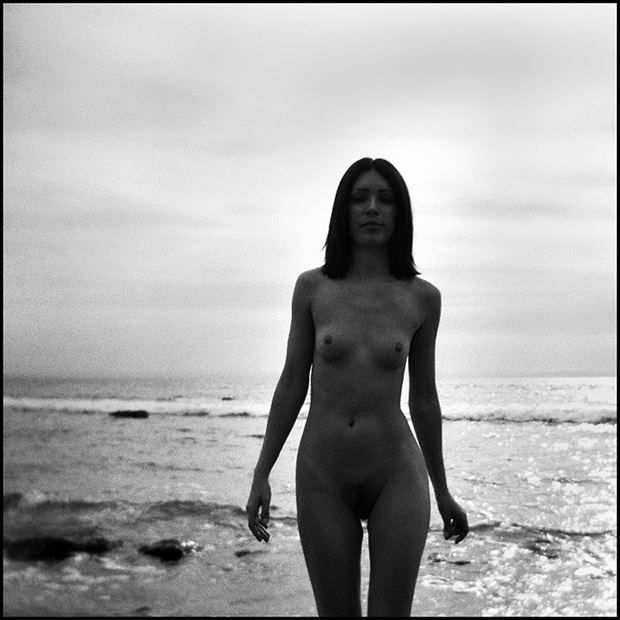 elise malibu artistic nude photo by photographer marcophotola