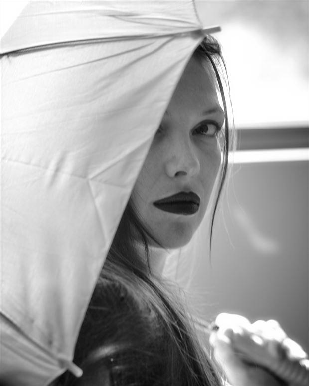 eliza with umbrella glamour photo by photographer avant garde_art