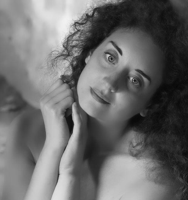 ella rose muse captivating eyes sensual photo by photographer pgl05
