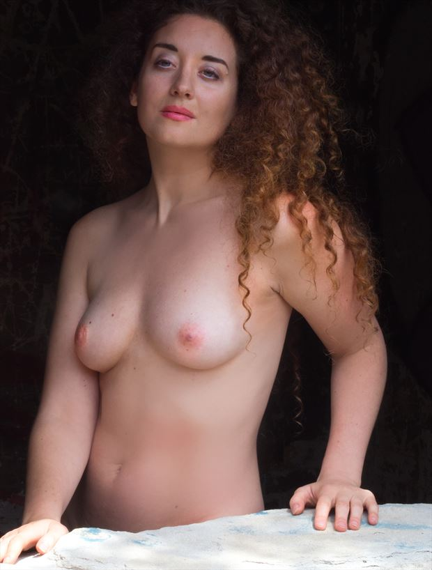 ella rose muse colour artistic nude photo by photographer pgl05