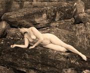 ella rose muse landscape fine art nude artistic nude photo by photographer pgl05