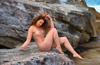 ella rose muse landscape siren artistic nude photo by photographer pgl05