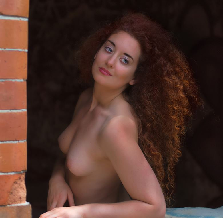 ella rose muse stunning beauty artistic nude photo by photographer pgl05
