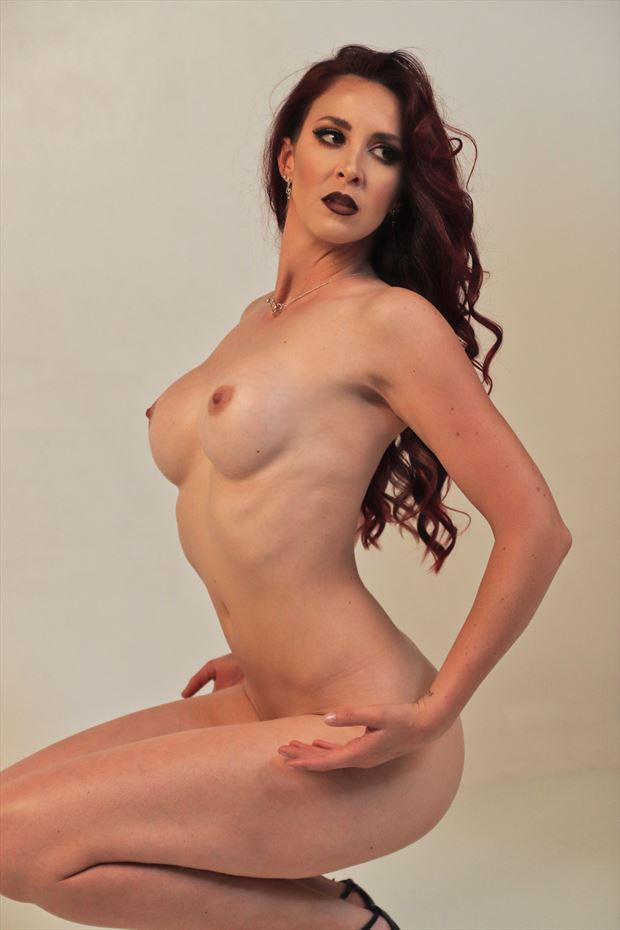 elley artistic nude photo by photographer dan stone photo
