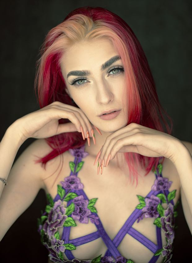 ellie mae lingerie photo by photographer vassili