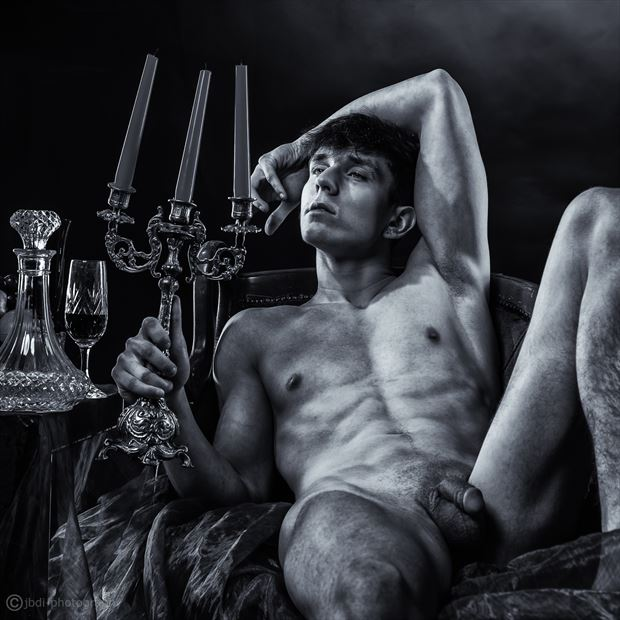 elvis artistic nude photo by photographer jbdi