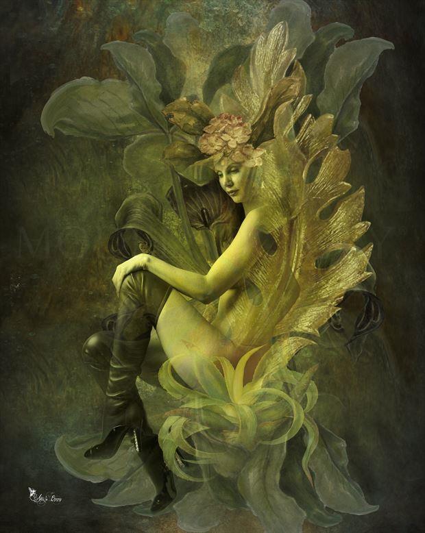 elysia fantasy artwork by artist digital desires