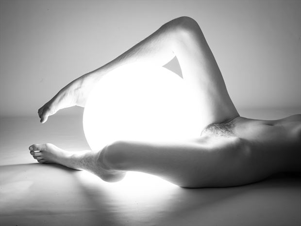 embrace artistic nude photo by photographer allan taylor