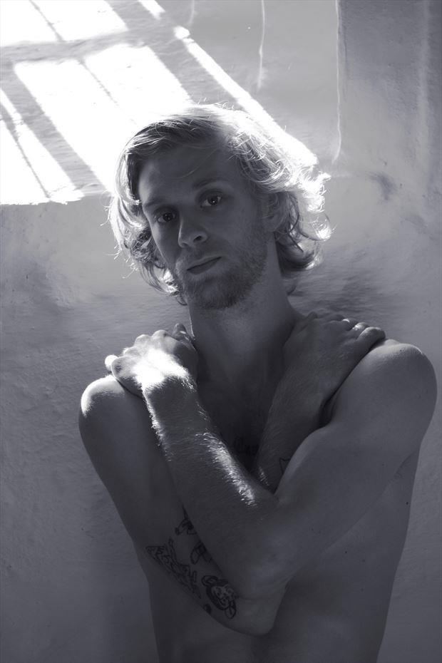 embrace yourself erotic photo by photographer lene damtoft